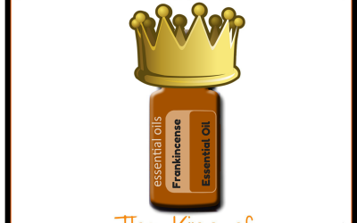 Frankincense, A Gift Fit for a King…and you!