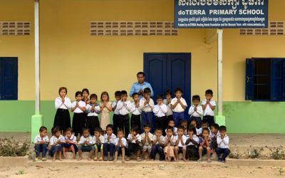 My Dream was to Build a School
