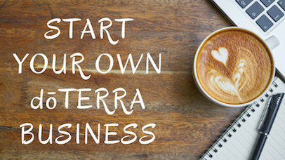 Earning Money with a doTERRA Business