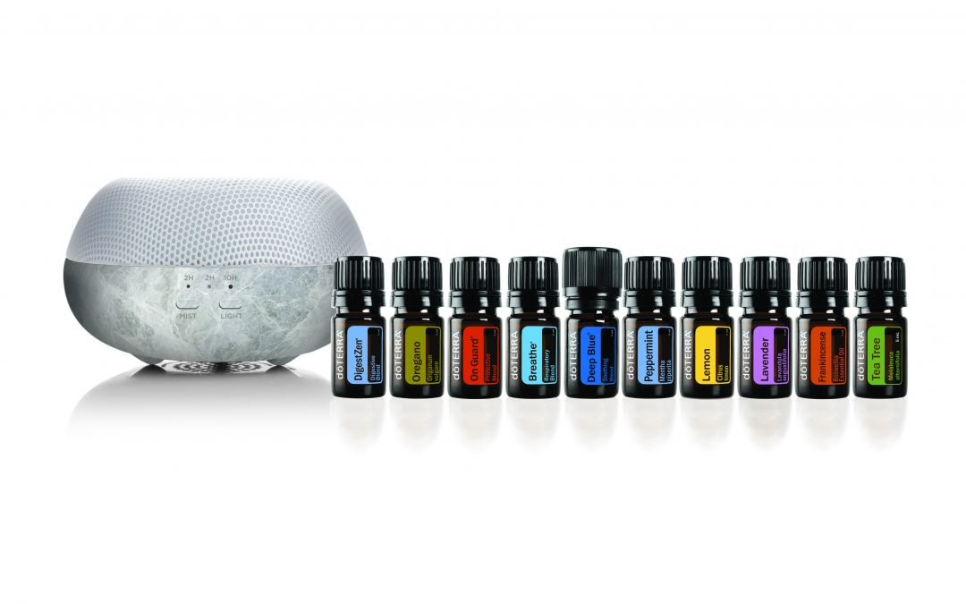 The Perfect Essential Oils for Beginners, Part 1